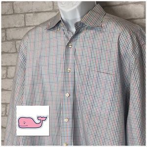 Vineyard Vines Classic Murray Shirt (XL)